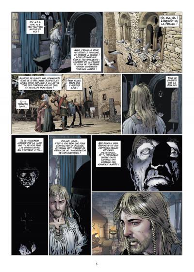 Page 3 Les reines de sang - Aliénor, la légende noire tome 5