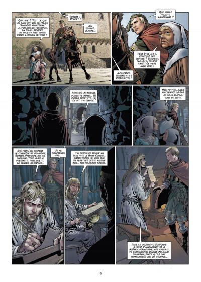 Page 4 Les reines de sang - Aliénor, la légende noire tome 5