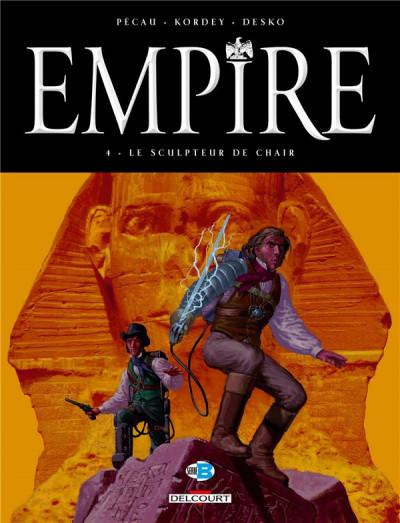Couverture Empire tome 4