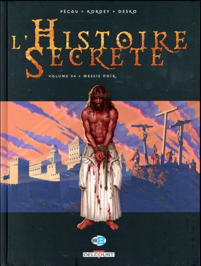 Couverture L'histoire secrète tome 34