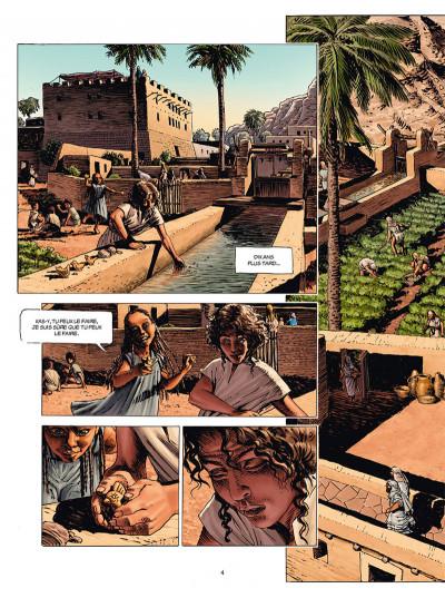 Page 2 L'histoire secrète tome 34