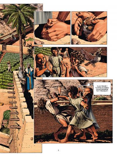 Page 3 L'histoire secrète tome 34