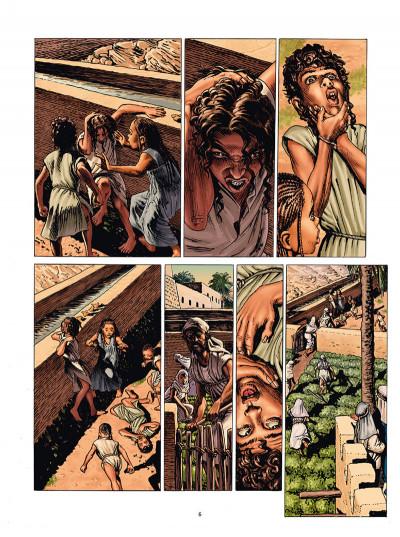 Page 4 L'histoire secrète tome 34
