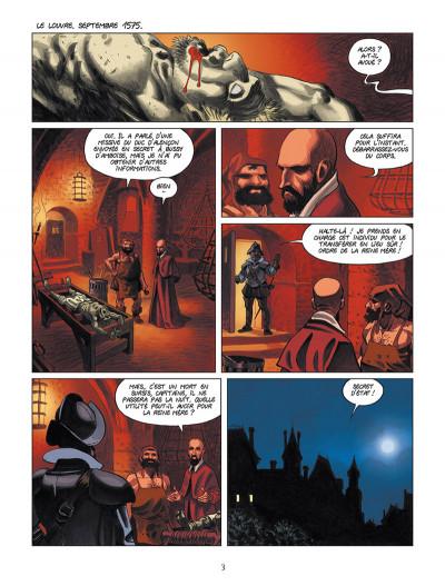 Page 1 Henriquet, l'homme reine