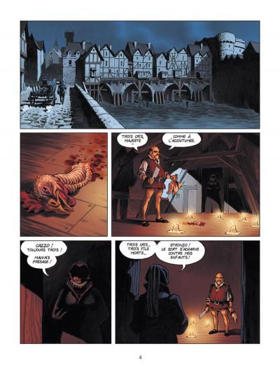 Page 2 Henriquet, l'homme reine