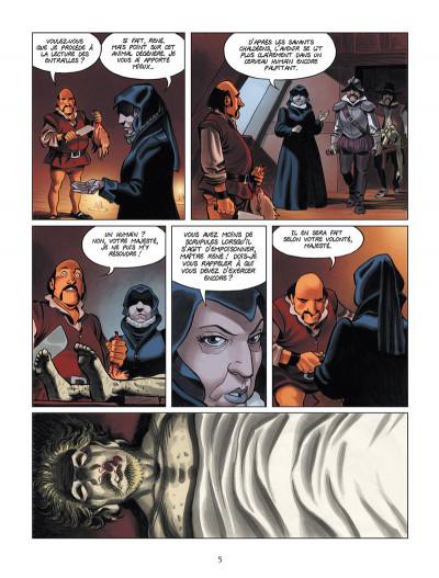 Page 3 Henriquet, l'homme reine