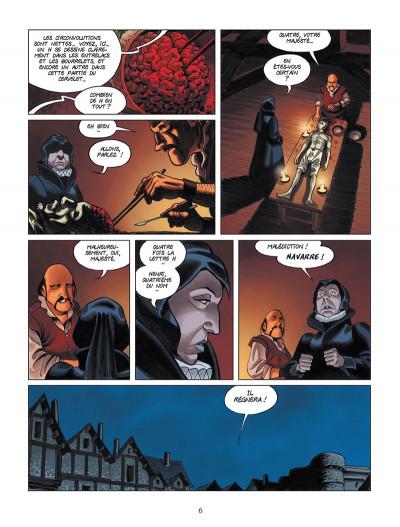 Page 4 Henriquet, l'homme reine