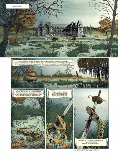 Page 1 Mousquetaire tome 1
