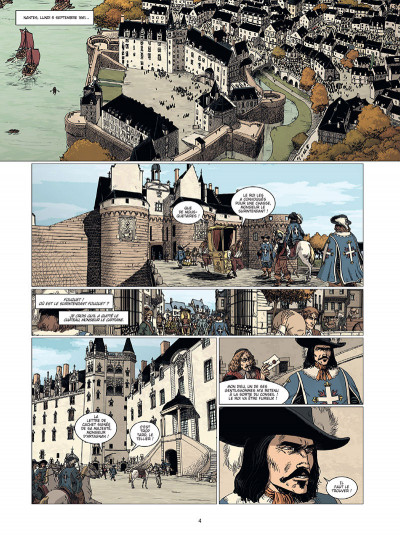 Page 2 Mousquetaire tome 1
