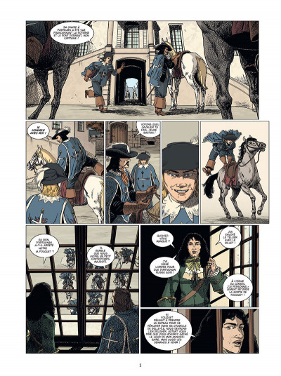 Page 3 Mousquetaire tome 1