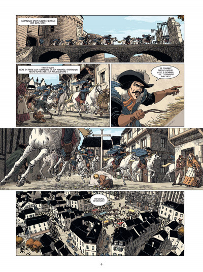 Page 4 Mousquetaire tome 1