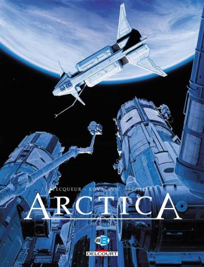 Couverture Arctica tome 8