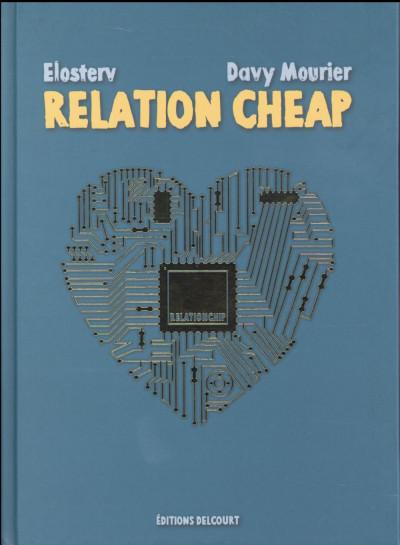 Couverture Relation Cheap