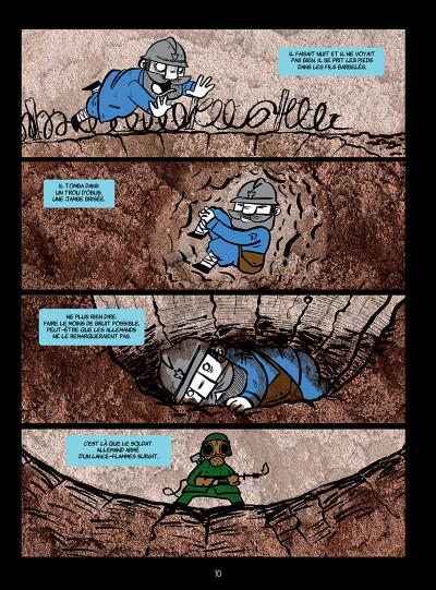 Page 4 La petite mort tome 3
