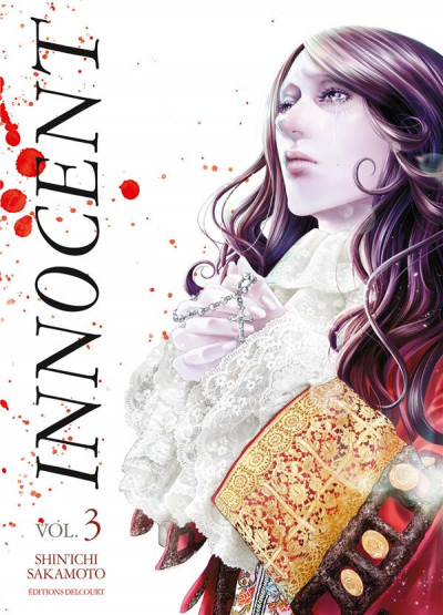 Couverture Innocent tome 3