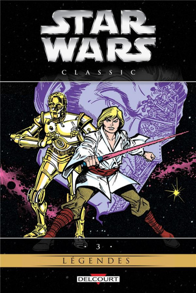 Couverture Star Wars - Classic tome 3