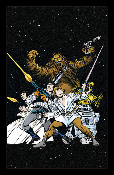 Page 3 Star Wars - Classic tome 3