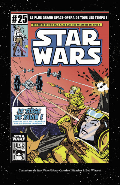 Page 5 Star Wars - Classic tome 3