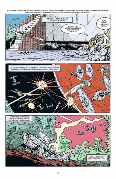 Page 7 Star Wars - Classic tome 3