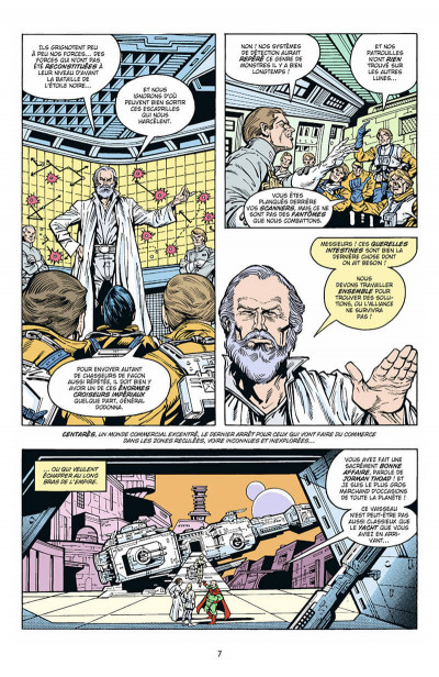 Page 8 Star Wars - Classic tome 3