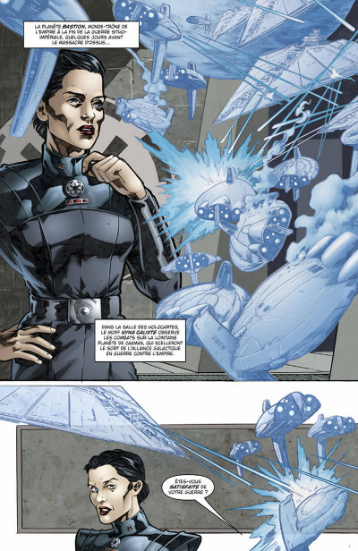 Page 6 Star Wars - Legacy tome 2 (édition 2015)