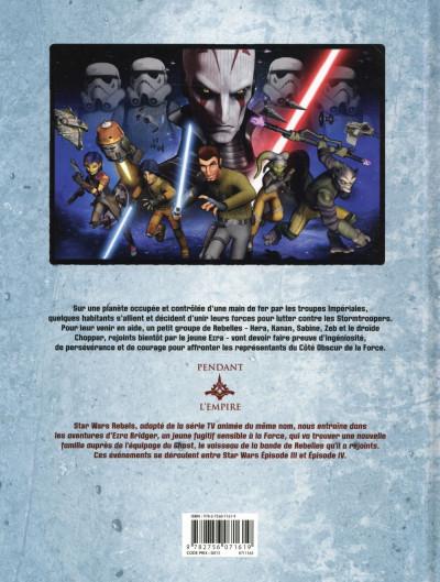 Dos Star Wars - Rebels tome 1