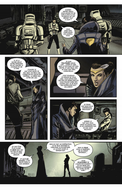 Page 0 Star Wars - Legacy Saison II tome 4