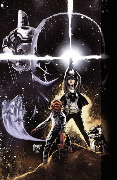 Page 3 Star Wars - Legacy Saison II tome 4