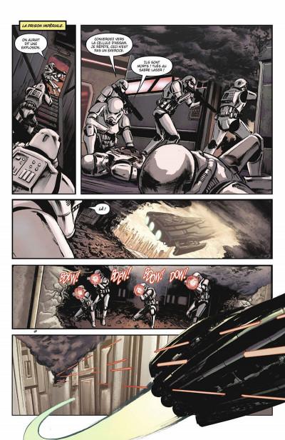 Page 7 Star Wars - Legacy Saison II tome 4