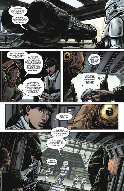 Page 8 Star Wars - Legacy Saison II tome 4