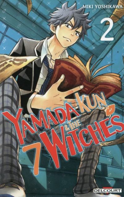 Couverture Yamada Kun & the 7 Witches tome 2