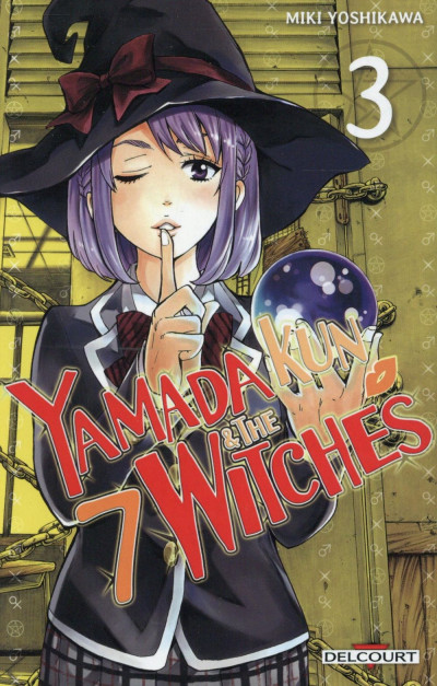 image de Yamada Kun & the 7 Witches tome 3