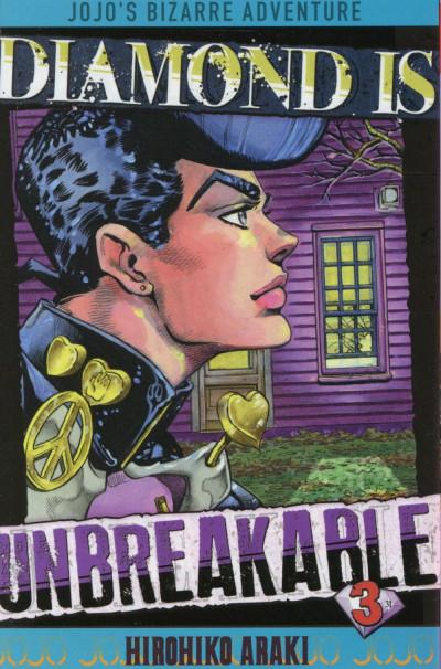 image de Jojo's Bizarre Adventure - Diamond is Unbreakable tome 3