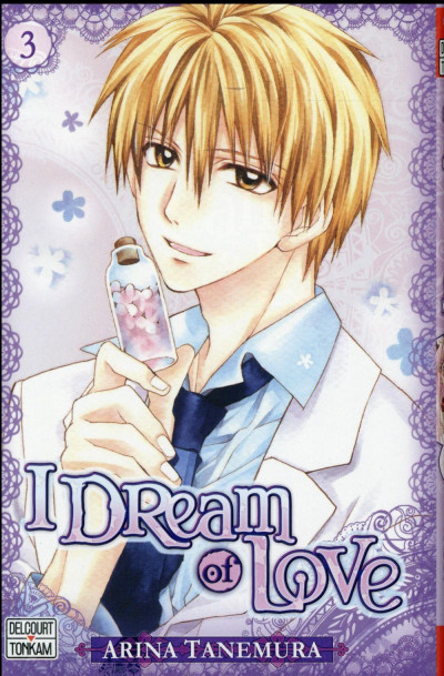 Couverture I dream of love tome 3