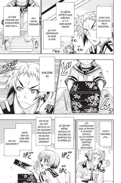 Page 7 Médaka-Box tome 20