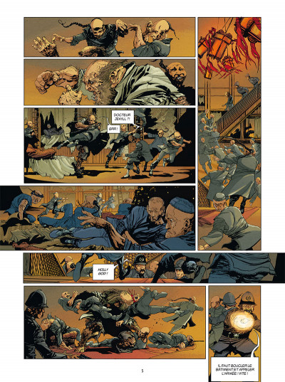Page 3 Moriarty tome 1