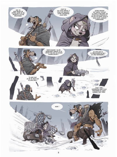 Page 9 Solo tome 2