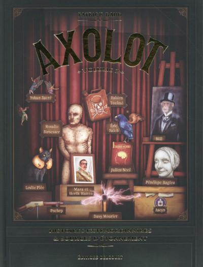 Couverture Axolot tome 2