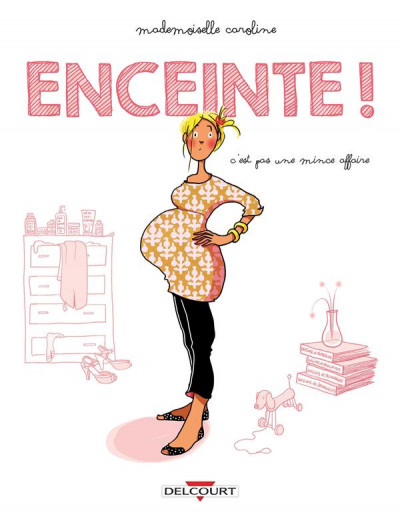 Couverture Enceinte ! (nouvelle édition 2015)