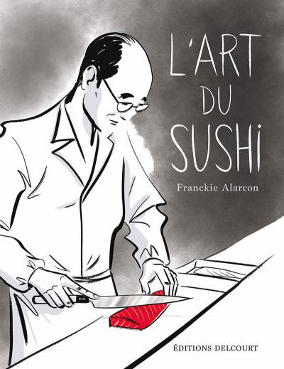 Couverture L'art du sushi