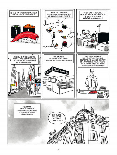 Page 1 L'art du sushi
