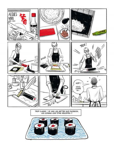Page 2 L'art du sushi