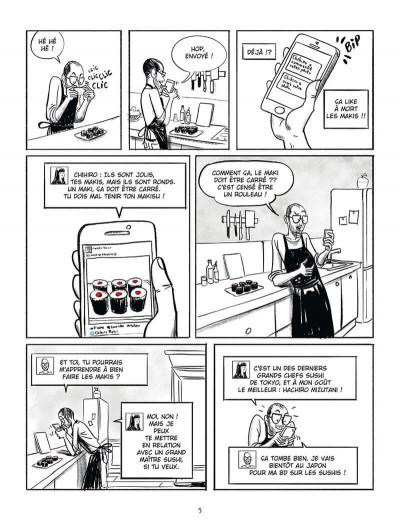 Page 3 L'art du sushi