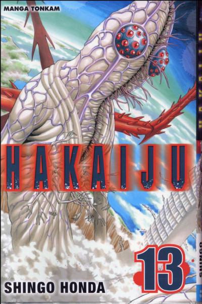Couverture Hakaiju tome 13