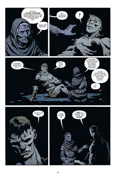 Page 3 Frankenstein underground