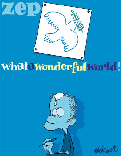 Couverture What a wonderful world ! tome 1