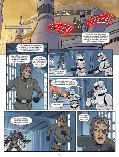 Page 1 Star Wars - Rebels tome 2