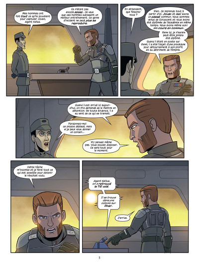 Page 3 Star Wars - Rebels tome 2