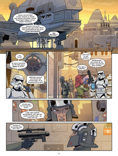Page 4 Star Wars - Rebels tome 2