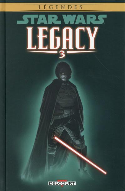 image de Star Wars - Legacy tome 3 (édition 2015)